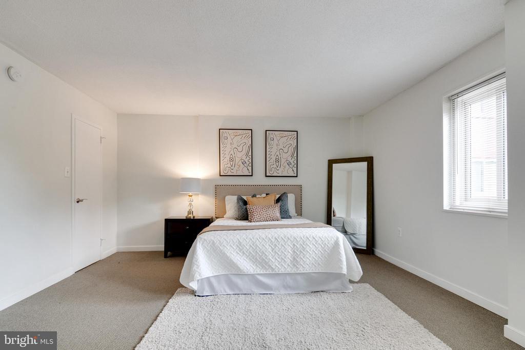 Bedroom - 7333 NEW HAMPSHIRE AVE #317, TAKOMA PARK