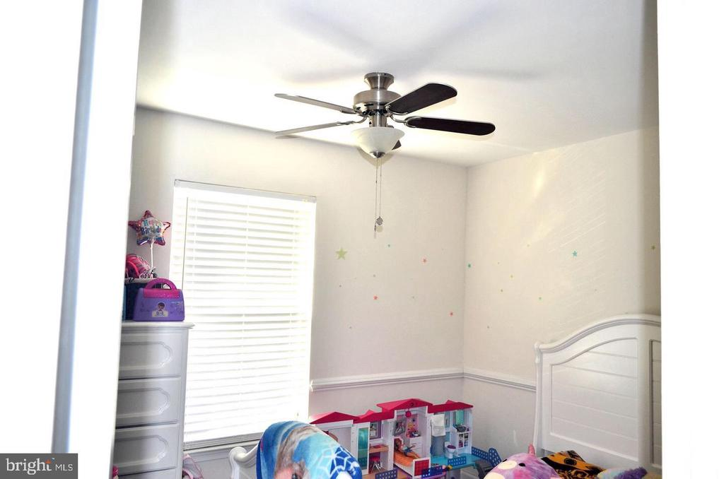 Bedroom view - 3636 MCDOWELL CT, DUMFRIES