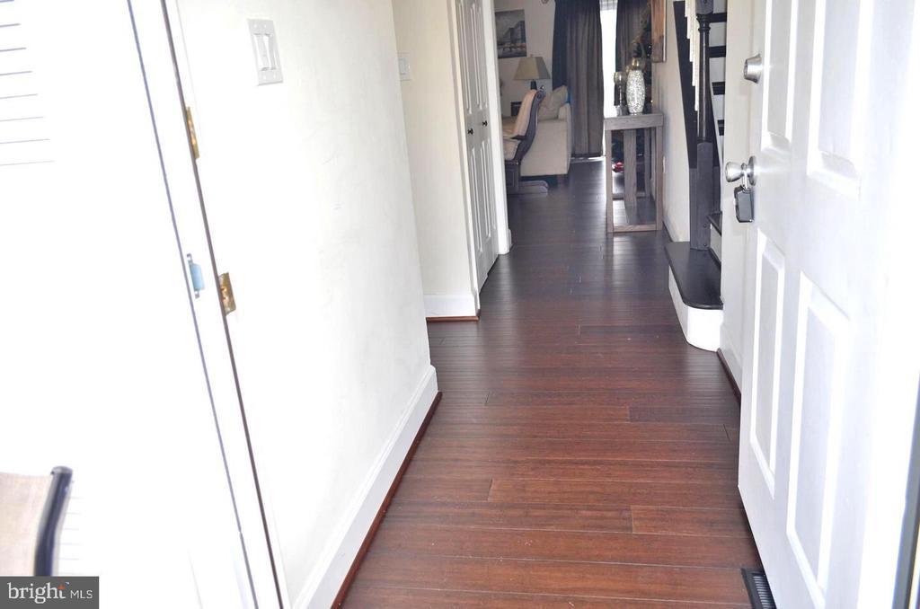 Entrance Foyer - 3636 MCDOWELL CT, DUMFRIES