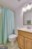 Lower level bath - 9312 WINBOURNE RD, BURKE