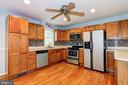 Eat-In Kitchen - 640 W WATERSVILLE RD, MOUNT AIRY
