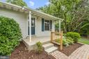 Covered Front Porch - 640 W WATERSVILLE RD, MOUNT AIRY