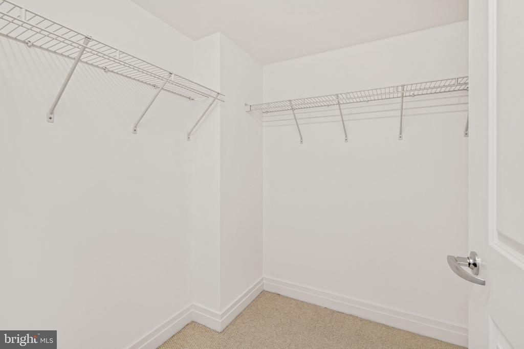 Walk-in closet - 915 E ST NW #914, WASHINGTON