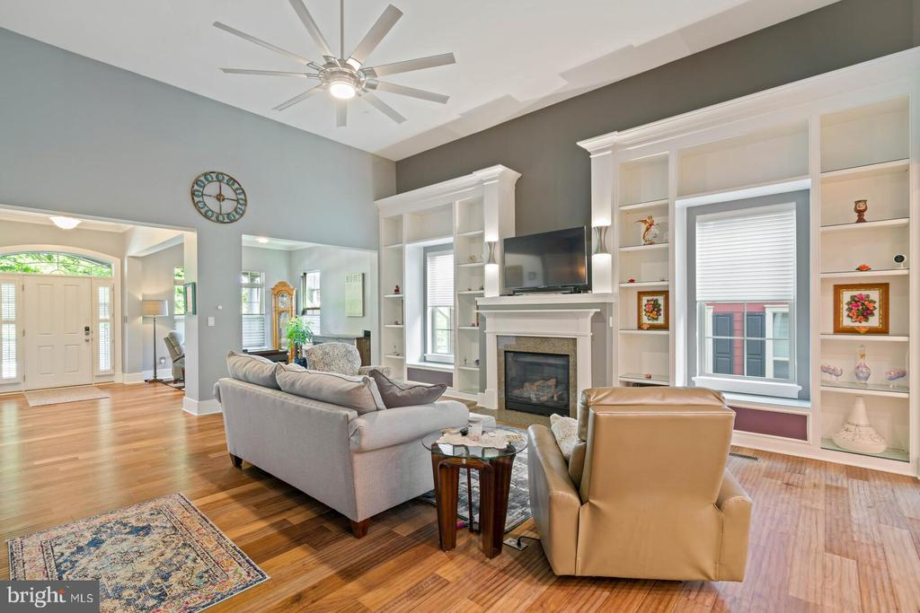 Another view - 17037 SILVER ARROW DR, DUMFRIES