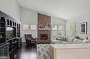 with vaulted ceiling - 1114 HEARTFIELDS DR, SILVER SPRING