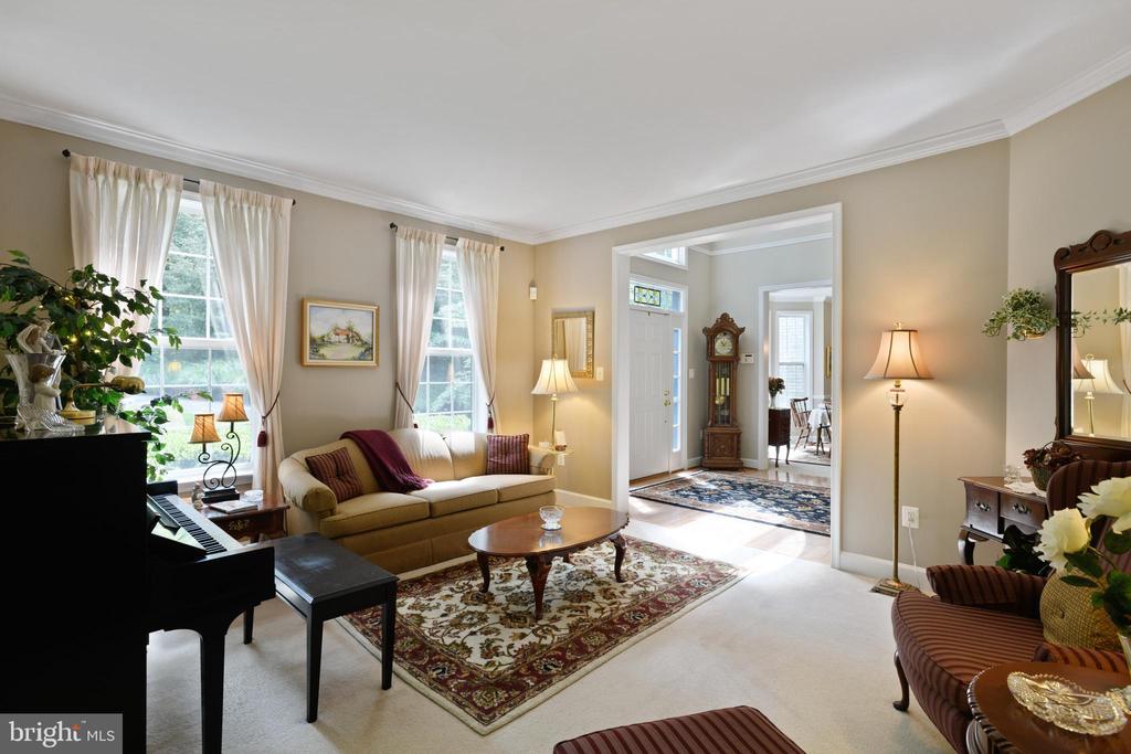 Formal Living Room - 6191 TREYWOOD LN, MANASSAS