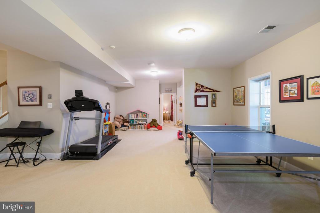 Rec Room - 6191 TREYWOOD LN, MANASSAS