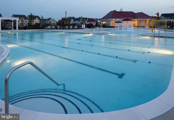 Large community Pool - 38 HUNTING CREEK LN, STAFFORD