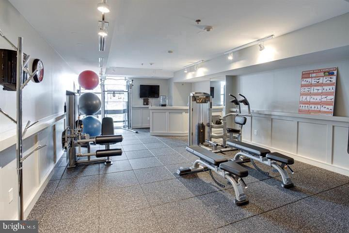Excercise Room - 1830 FOUNTAIN DR #307, RESTON