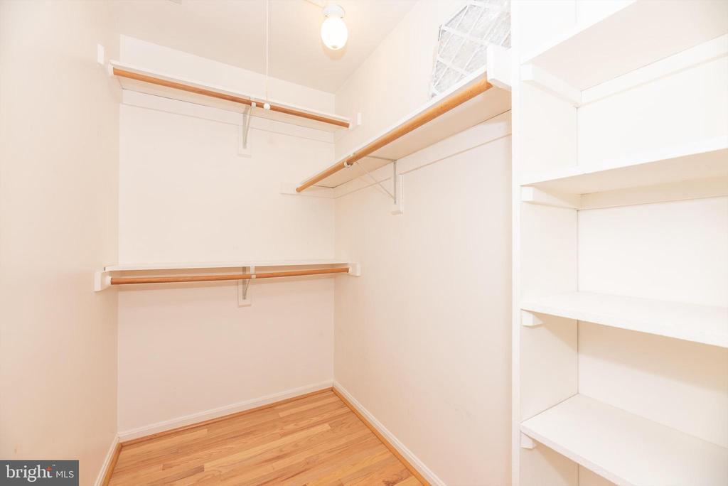 BR 3 closet - 7319 EYLERS VALLEY FLINT RD, THURMONT