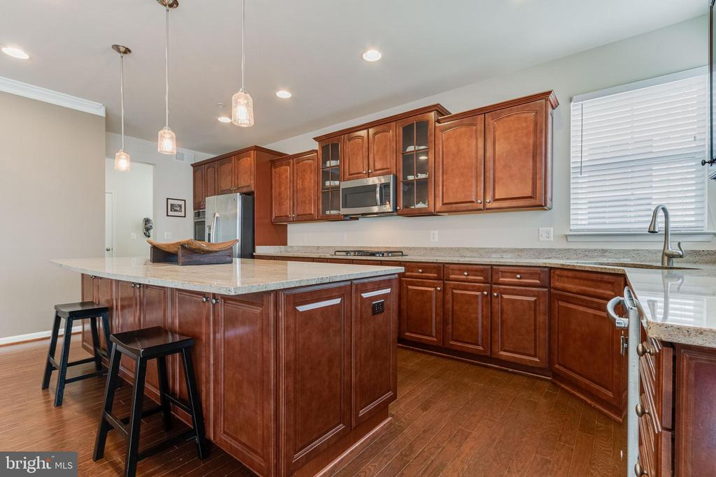 Lots of counter space and a large walk-in pantry - 3513 DOC BERLIN DR, SILVER SPRING