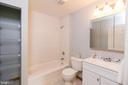 Bathroom - 15605 KELBAUGH RD, THURMONT