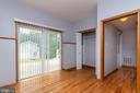 4th Lower Level Bedroom - 15605 KELBAUGH RD, THURMONT