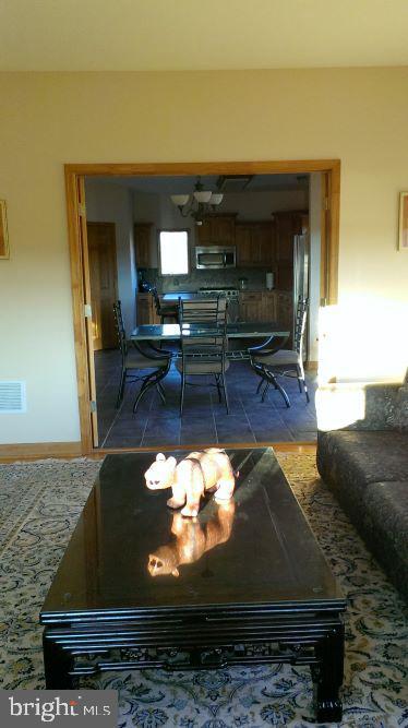 Living Room - 7670 TALBOT RUN RD, MOUNT AIRY