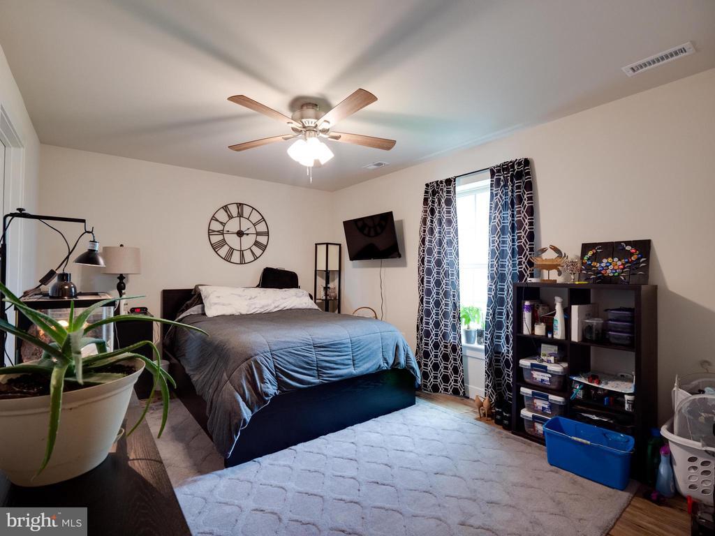 Lower Level Bedroom - 6877 WOODRIDGE RD, NEW MARKET
