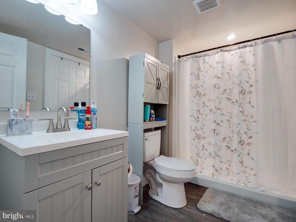 Lower Level Bathroom - 6877 WOODRIDGE RD, NEW MARKET