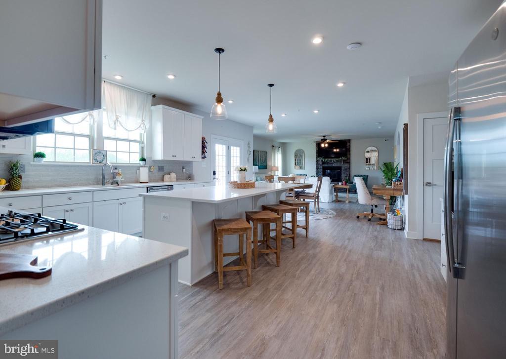Kitchen - 6877 WOODRIDGE RD, NEW MARKET