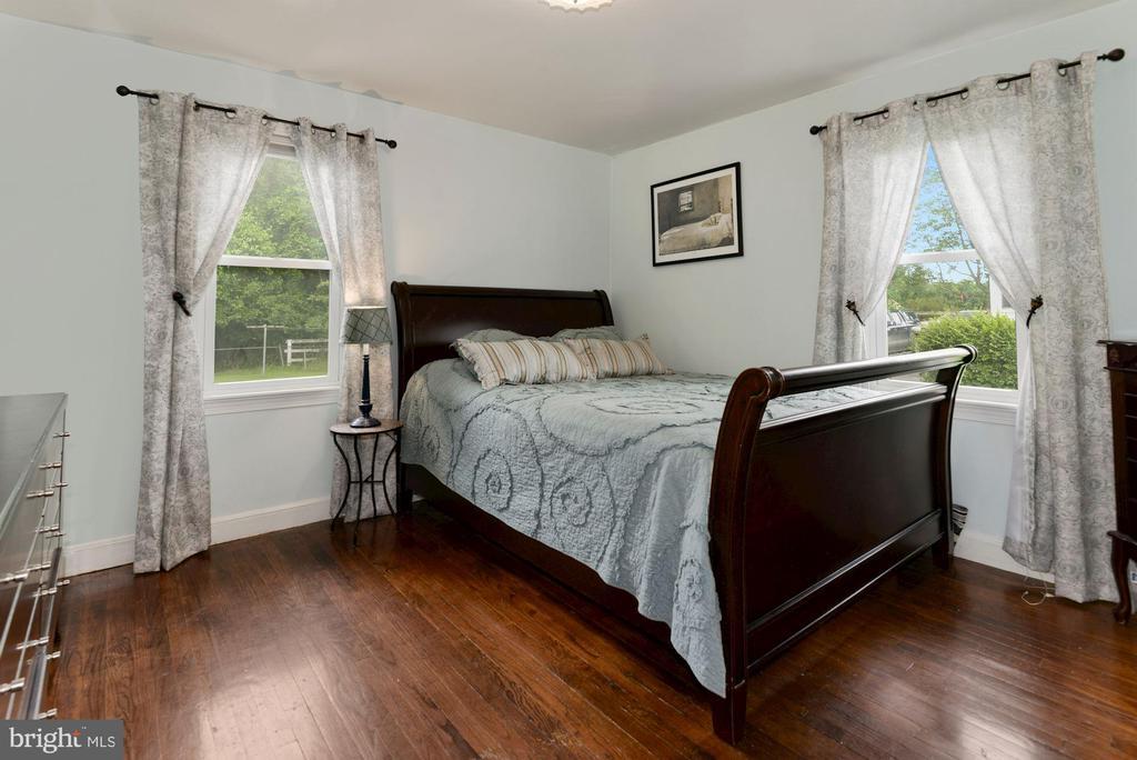 Bedroom #1 on Main Level - 17516 HARMONY CHURCH RD, HAMILTON