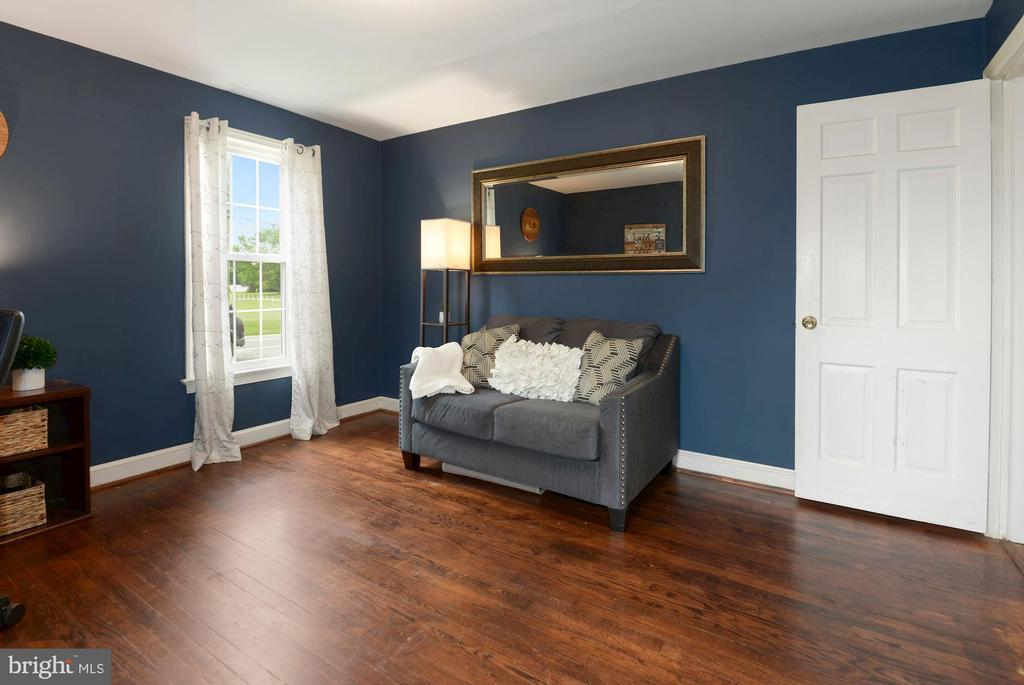 Bedroom #2 on Main Level - 17516 HARMONY CHURCH RD, HAMILTON