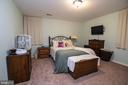 Bedroom 2 LL (NTC) - 53 CARRIAGE HILL DR, FREDERICKSBURG