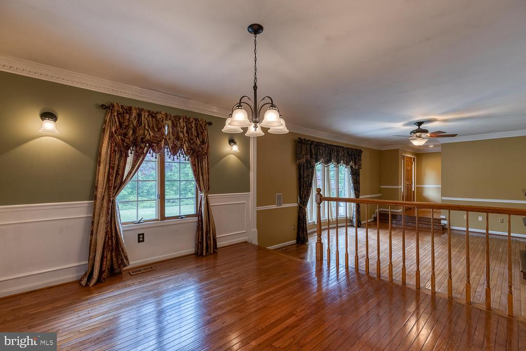 Dining room - 710 WIDEWATER RD, STAFFORD