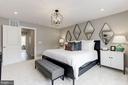 Primary Bedroom - 1234 MEADOWLARK GLEN RD, DUMFRIES