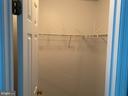 Master Bedroom Closet(1) - 53 EUSTACE RD, STAFFORD