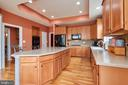 Plenty of Cabinets & Corian Counters - 504 PAGE ST, BERRYVILLE