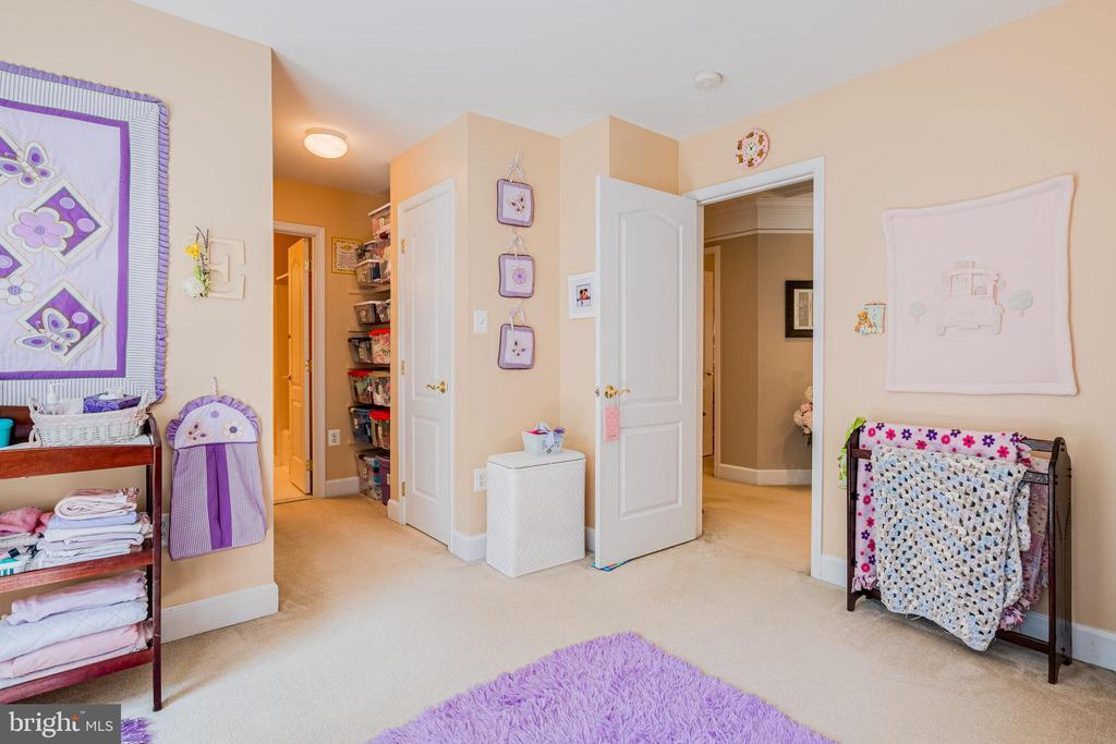 Bedroom 4 - 6191 TREYWOOD LN, MANASSAS