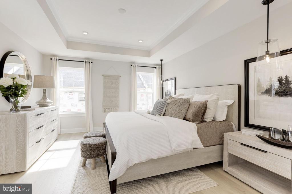 Primary Bedroom - 3456 MEADOWLARK GLEN RD, DUMFRIES