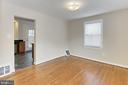 Living Room - 2029 S OAKLAND ST, ARLINGTON