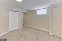 Bedroom Three or Office/Exercise Room - 2029 S OAKLAND ST, ARLINGTON