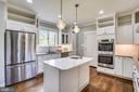 Renovated, gourmet kitchen - 900 MCCENEY AVE, SILVER SPRING