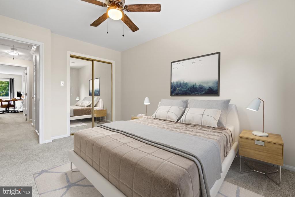 Bedroom 3 - 11300 LINKS CT, RESTON