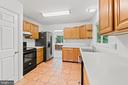 Kitchen View - 11300 LINKS CT, RESTON