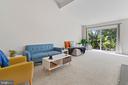 Living Room - 11300 LINKS CT, RESTON