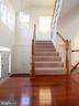 Staircase - 23226 MURDOCK RIDGE WAY, CLARKSBURG