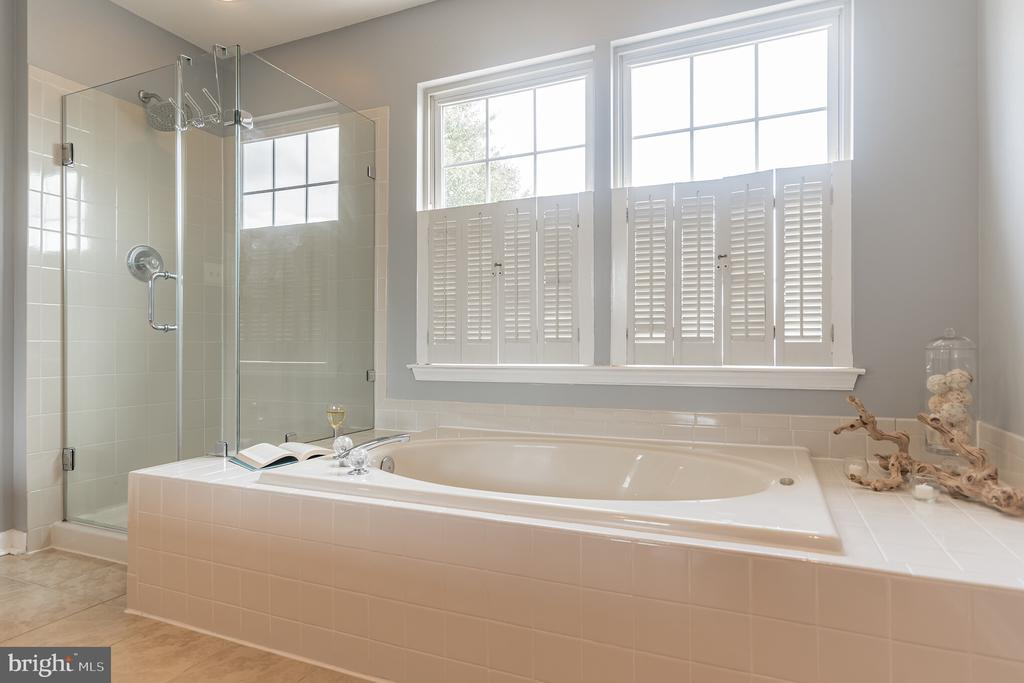 Enjoy a nice bath at the end of the day - 133 NORTHAMPTON BLVD, STAFFORD