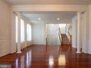 Living Room - 23226 MURDOCK RIDGE WAY, CLARKSBURG