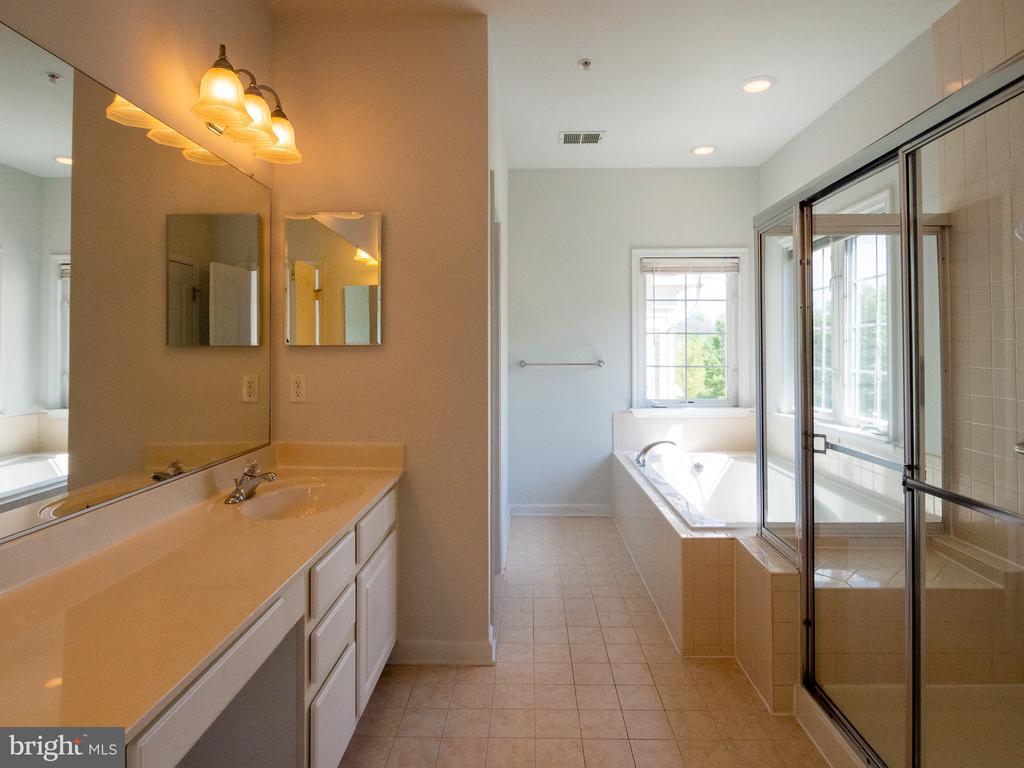 Master Bathroom - 23226 MURDOCK RIDGE WAY, CLARKSBURG