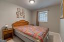 Bedroom #4 - 7420 LAURA LN, FREDERICKSBURG