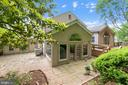Rear Patio and Deck Spaces - 8531 W HOWELL RD, BETHESDA