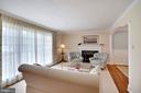 Main Level Living Room - 10910 BELMONT BLVD, LORTON