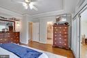Primary Bedroom - 10910 BELMONT BLVD, LORTON
