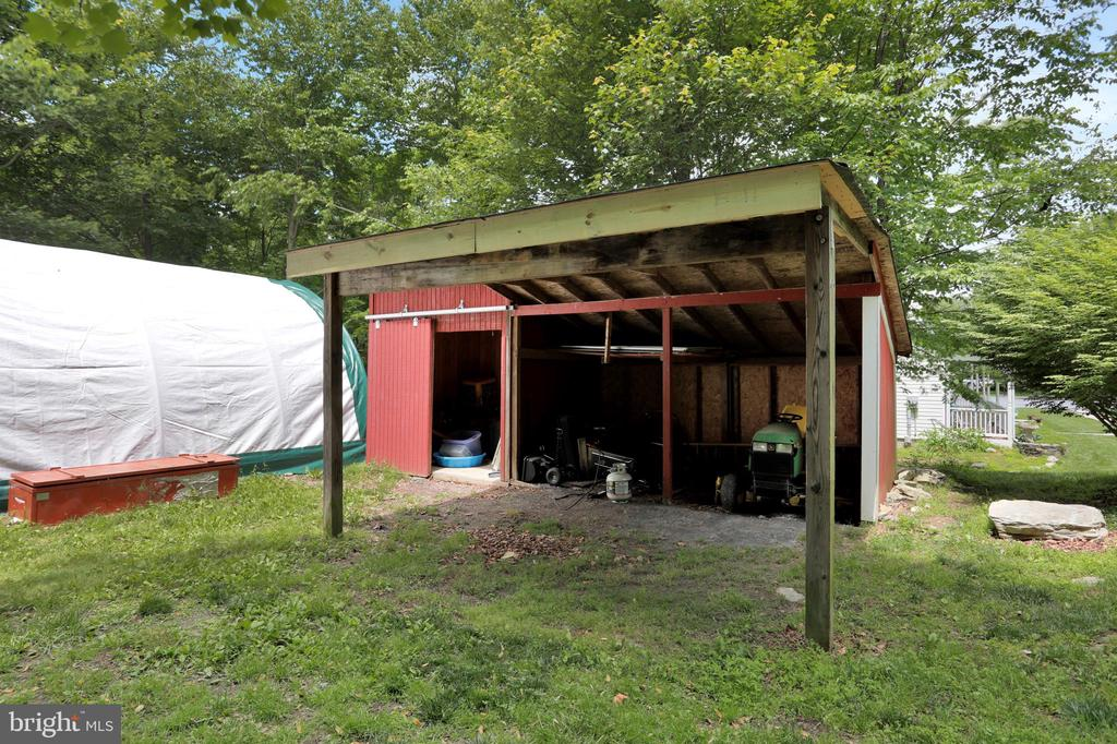 Shed - 11302 GAMBRILL PARK RD, FREDERICK