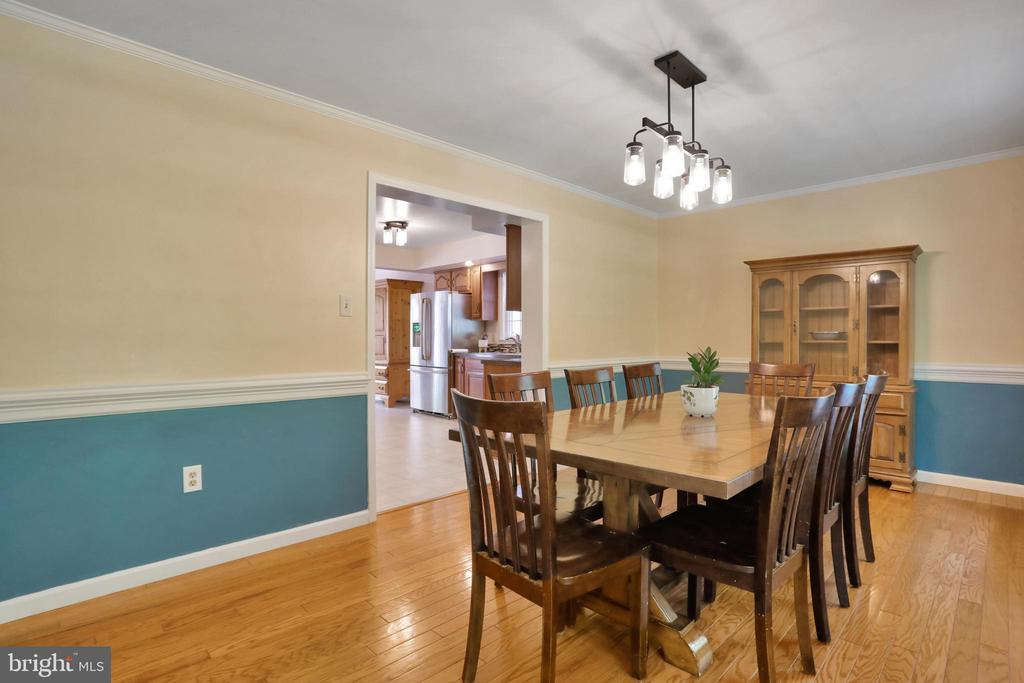 Dining Room - 11302 GAMBRILL PARK RD, FREDERICK
