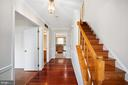 Entry - 9 OAKBROOK CT, STAFFORD