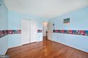 Bedroom 3 - 9 OAKBROOK CT, STAFFORD