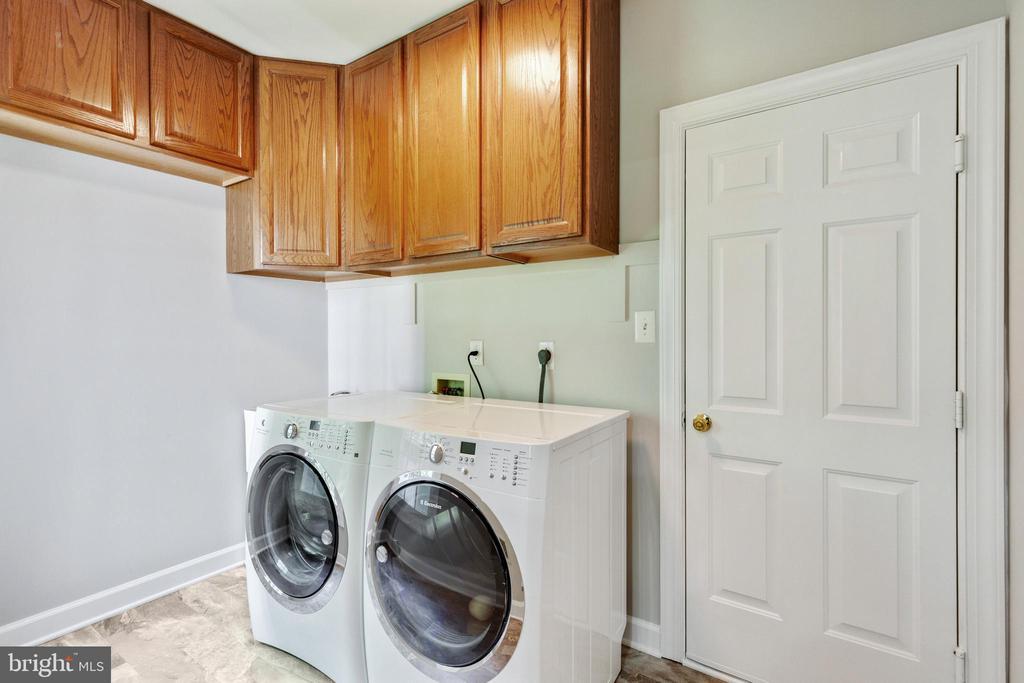 Laundry Room - 4346 MULCASTER TER, DUMFRIES