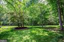 Secluded Backyard - 4346 MULCASTER TER, DUMFRIES